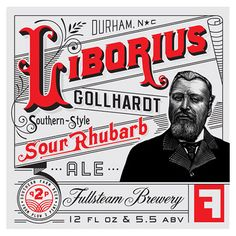 Helms Workshop for Fullsteam Brewery  (beer) Durham, NC