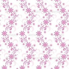 Seamless Floral Background  #GraphicRiver         Seamless floral background, lilac symbolical silhouette flowers on white  	 Vector EPS 8 plus AI CS 5 plus high-quality Jpeg. Editable vector file, containing only vector shapes. No gradients. No transparencies.     Created: 9May13 GraphicsFilesIncluded: JPGImage #VectorEPS #AIIllustrator Layered: No MinimumAdobeCSVersion: CS5 Tags: abstract #art #backdrop #background #contour #curve #design #element #floral #flower #isolated #lilac #nature…