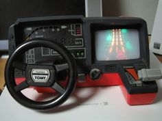 OMG I remember my brother getting one of these for Christmas FOREVER ago! Use to LOVE playing on it!