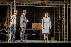 "Dirk Johnston, Ramin Dustdar & Pia Douwes in ""next to normal"" by Tom Kitt & Brian Yorkey (German version by Titus Hoffmann)"