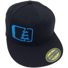 low priced c0fc8 73e5f Hank Hat Black Blue