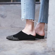#chiko #chikoshoes #shoes #fashion #fashionable #style #lookbook #fall #winter #autumn #new #best #streetstyle #chic #trend #streetfashion #loafer #mules #studs