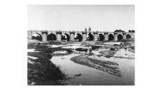 El Puente de Toledo en 1920