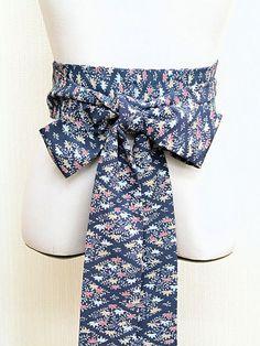 e2eb374ca5 Obi Sash   Obi belt   Kimono Obi belt   Vintage by YUMEYAKKOJapan Obi Belt