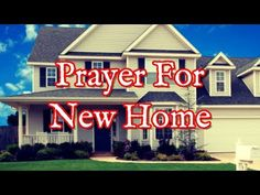 Prayer For New House - Prayers For a New Home Prayer For Husband, Prayer For You, Power Of Prayer, Daily Prayer, Prayer For Financial Help, Money Prayer, Thinking Of You Today, Effective Prayer, Miracle Prayer
