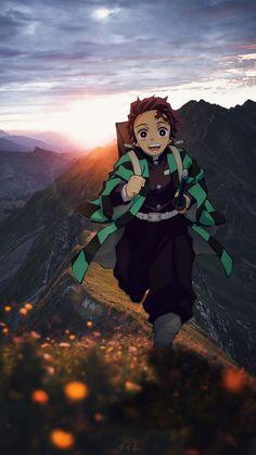 Cool Anime Wallpapers, Anime Wallpaper Live, Animes Wallpapers, Cartoon Wallpaper, Deku Anime, Anime Demon, Manga Anime, Anime Art, Demon Slayer