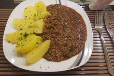 Gehacktes Stippe (Rezept mit Bild) von glucgluc | Chefkoch.de