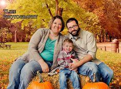 Our fall family photos