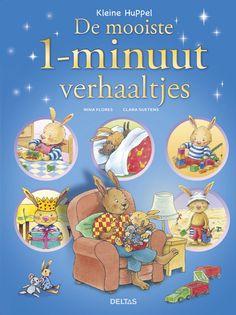 Afbeelding van Kleine Huppel: De mooiste 1-minuutverhaaltjes - Nina Flores from Dreambaby