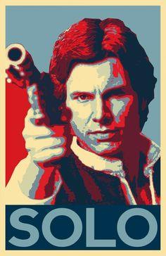Star Wars Decor, Star Wars Art, Cuadros Star Wars, Han And Leia, Sci Fi Films, Star Wars Pictures, Star Wars Wallpaper, Star Wars Poster, Star Wars Rebels