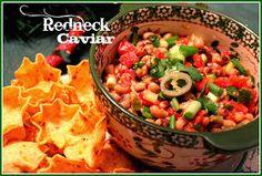 Sweet Tea and Cornbread: Redneck Caviar!