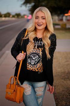 Cool Merch T-Shirt Outfits to Rock The Summer | ko-te.com by @evatornado |