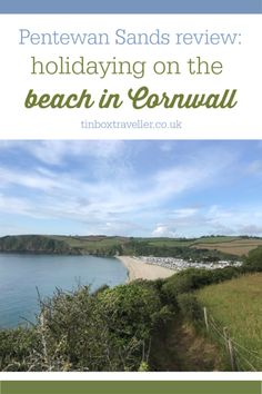 [AD Press Trip] If you are looking for a campsite in Cornwall on the beach then they don't come much closer than Pentewan Sands Holiday Park nr St Austell. Here's a review of this 5 star campsite which has facilities for tents and touring caravans, plus holiday homes #Cornwall #onthbeach #England #holiday #weekendaway #familytravel #campsite #holidaypark #review #travel #travelinspiration #familyholiday #beach Holidays In Cornwall, Holiday Parks In Cornwall, Camping Uk, Camping Hammock, Kayak Camping, Winter Camping, Beach Camping, Cornwall Campsites, Uk Tourism