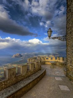 Among the wonders of Sicily is one of the finest and oldest towns in the whole Mediterranean: welcome to the ancient walls (8th – 7th century BC) of medieval Erice.  http://www.scentofsicily.com/villas-in-erice.html