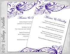 wedding invitations word templates free