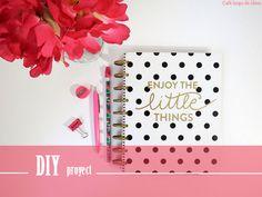 Cómo organizar los materiales para los DIYs