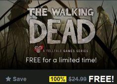 FREE Telltale Games' The Walking Dead: Season One PC Game Download - http://freebiefresh.com/free-telltale-games-the-walking-dead-season-one-pc-game-download/