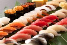 Comment manger les sushi
