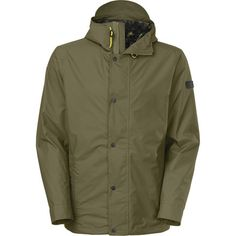 0a08e0bf9b The North Face Afton Rain Jacket - Men s Mens Rain Jacket