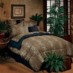 Jungle Theme Bedroom For Adults | It Can Be Counted On To Furnish Stylishly Jungle  Bedroom