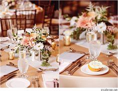 Hampshire House | Allison and Brett // rainy day happy wedding // bpl wedding // boston wedding photography // boston wedding photographer // erica ferrone photography // www.ericaferrone.com // wedding centerpieces // pumpkin wedding favors