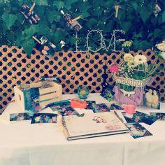 #LibroDeFirmas #Vintage #Wedding #HandeMade #Scrapbook #Decor