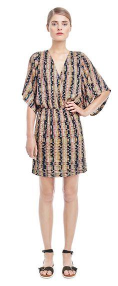 A chic dress from Swedish brand Filippa K