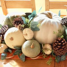 Faux Pumpkins | Pottery Barn