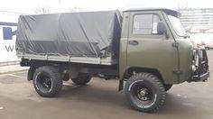 Тюнинг бортового УАЗ Utility Truck, Mini Bus, 4x4 Trucks, All Cars, Hummer, Cars And Motorcycles, Mammals, Military Vehicles, Offroad
