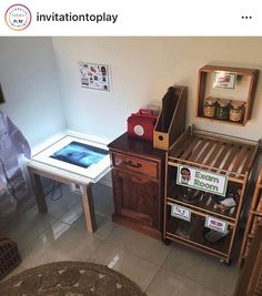 Home Corner Ideas Early Years, Corner House, Arcade Games, Play, Room, Bedroom, Rooms, Rum, Peace