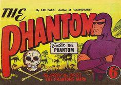 the phantom's mark