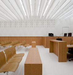 Tribunal de commerce & conseil de prud'hommes,© FS+SG Fernando GUERRA
