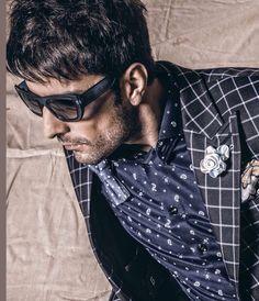 Kapil khadiwala Button Down Shirt, Men Casual, Mens Tops, Shirts, Fashion, Moda, Dress Shirt, Fashion Styles, Dress Shirts