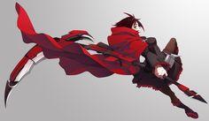 Anime 4286x2501 anime RWBY Ruby Rose