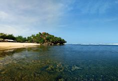Sundak Beach Jogjakarta INDONESIA  #island #beach #indonesia
