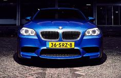 2013 BMW M5 (F10) will have the 560HP TwinPower Turbo V8 with High Torque M-Double Clutch Transmission. This new engine produces 10% higher output than the V10 predecessor, 30% more torque and 30% less fuel consumption/CO2.
