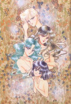 Bishoujo Senshi Sailor Moon Original Picture Collection Vol. IV | Manga Style!