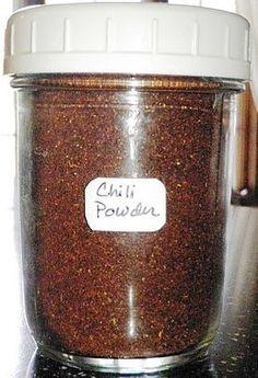 Texas Chili powder