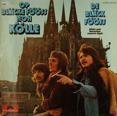 The 'Bläck Fööss' (bare feet) are one of the most successful bands of Cologne for more than 40 years now.