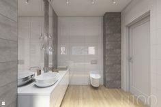Łazienka styl Nowoczesny - zdjęcie od UTOO- pracownia architektury wnętrz i krajobrazu - Łazienka - Styl Nowoczesny - UTOO-…