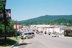 Mena Arkansas.  My adopted home town. A special place with special people.