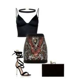 ♚♛нσυѕтσиqυєєивяι♛♚ Stage Outfits, Dressy Outfits, Night Outfits, Stylish Outfits, All Fashion, Passion For Fashion, Fashion Looks, Fashion Outfits, Womens Fashion