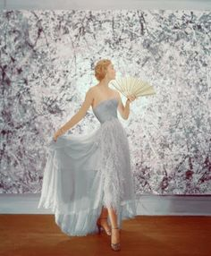Vogue 1951  photograph by Cecil Beaton