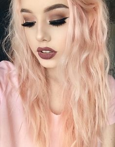 Makeup by Hailie Barber.