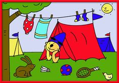 Seizoenskaart Pompom kamperen