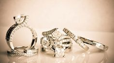 Canadian diamonds are all ethically mined, cut and polished. All of these diamonds have a serial number laser inscribed on the girdle. Beautiful Diamond Rings, Diamond Wedding Rings, Diamond Engagement Rings, Wedding Tips, Wedding Bands, Canadian Diamonds, Proposal, True Love, Vintage Fashion