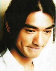 Takeshi Kaneshiro. Samurai with dimples.