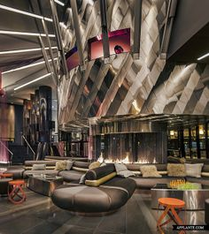 W Hotel Seattle ::  Skylab Architecture
