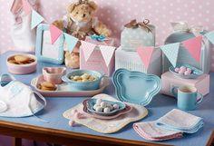 美國代購 Le creuset baby set 嬰兒餐具組 by what's new in USA | Go1Buy1