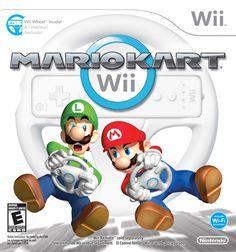 Mario Kart Wii <3